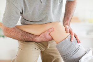 knie fysiotherapeuten